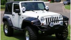 Overfendere Jeep Wrangler JK 2005 – latime standard