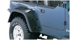 Overfendere Jeep Wrangler YJ (1987-1995) -15 cm
