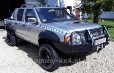 Overfendere Nissan Navara D22/Nissan Patrol 300 Pick-up (1997-2015) 15 cm