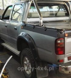 Overfendere Toyota Hilux 167 (1997-2005) – 10 cm
