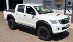 Overfendere Toyota Hilux Vigo (2005-2012) – 5 cm