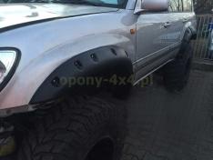Overfendere Toyota Land Cruiser 100/105 (1998-2008)- 10 cm