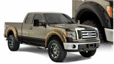 Overfendere pentru Ford F150 (2009-2014)- 5/6 cm