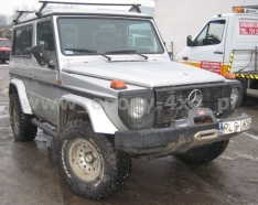 Overfendere pentru Mercedes G W460- 11 cm