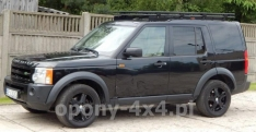 Portbagaj Roof Rack pentru Land Rover Discovery III si IV, versiunea lunga