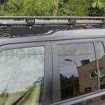 Portbagaj Roof Rack pentru Land Rover Discovery III si IV, versiunea lunga_