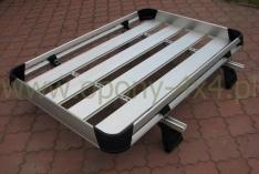 Portbagaj Roof Rack universal din aluminiu- doua dimensiuni