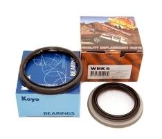Kit reparatie pentru rulmenti butuc fata WBK5 Toyota Land Cruiser J9, Hilux KZN185