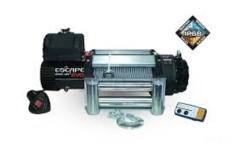Troliu Escape EVO cu cablu de otel 12500 lbs (5670kg) IP68