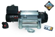 Troliu Escape EVO cu cablu de otel 9500 lbs (4309kg) IP68