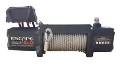 Troliu Escape EVO cu cablu otel 12000 lbs (5443kg) 2017