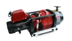 Troliu Escape EVO cu cablu sintetic 17500 lbs (7938kg)
