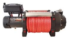 Troliu Escape EVO cu cablu sintetic 18000 lbs (8165kg)