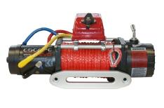 Troliu Escape EVO cu cablu sintetic 9500 lbs (4309kg) EWX-QF