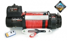 Troliu Escape EVO cu cablu sintetic 12500 lbs (5670kg) IP68