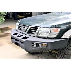 Bara fata aluminiu Ironman pentru Nissan Patrol Y61 1998-2002