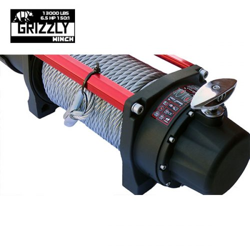 Grizzly Winch 13000lbs______