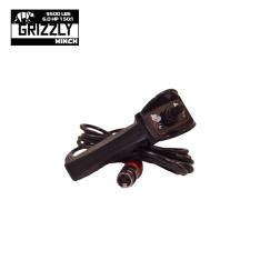 Troliu Grizzly Winch 9500lbs (4310kg) cablu sintetic