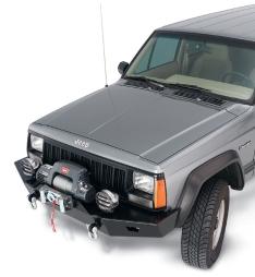 Bullbar Warn pentru Jeep Cherokee XJ