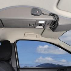 Consola plafon pentru Ford Ranger (2015-2018)