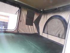 Cort Vario 125 cm cu carcasa ABS
