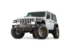 Kit montaj troliu Warn pentru Jeep Wrangler JL 2019-