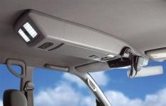 Consola plafon pentru Toyota Land Cruiser J90 (1996-2002)