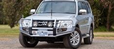 Bullbar ARB Deluxe pentru Mitsubishi Pajero V80 (2011-2013)