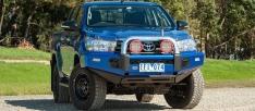 Bullbar ARB Sahara pentru Toyota Hilux Revo