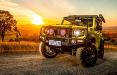 Bullbar ARB Summit pentru Suzuki Jimny 2018-