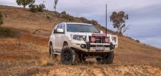 Bullbar ARB Summit pentru Toyota Land Cruiser J150 dupa 2018