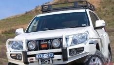 Bullbar Arb Deluxe pentru Toyota Land Cruiser J150 (-2013)
