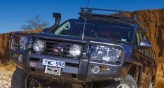 Bullbar Arb Deluxe pentru Toyota Land Cruiser J200 (2012-2015)