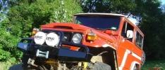 Bullbar Arb Deluxe pentru Toyota Land Cruiser J40