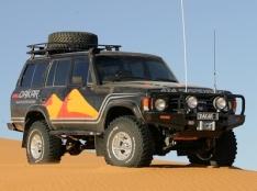Bullbar Arb Deluxe pentru Toyota Land Cruiser J60