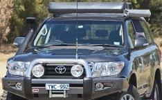 Bullbar Arb Sahara pentru Toyota Land Cruiser J200 (2012-2015)