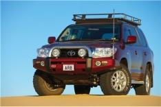 Bullbar Arb Sahara pentru Toyota Land Cruiser J200 (-2012)