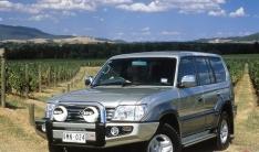 Bullbar Arb Sahara pentru Toyota Land Cruiser J90, dupa 2000