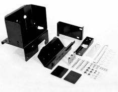 Kit montaj baterie aditionala pentru Nissan Navara D23