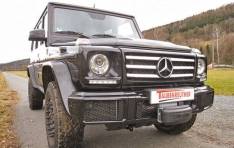 Kit montaj troliu pentru Mercedes Benz G-class 2016-2018