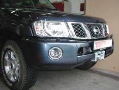 Kit montaj troliu pentru Nissan Patrol Y61- bara originala