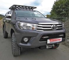 Kit montaj troliu pentru Toyota Hilux Revo