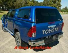Telescoape oblon pentru Toyota Hilux Revo A-deck