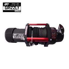 Troliu Grizzly Winch 8500lbs (3855kg) cablu sintetic
