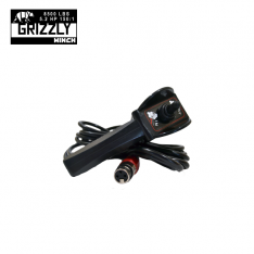 Troliu Grizzly Winch 8500lbs (3855kg) cablu otel