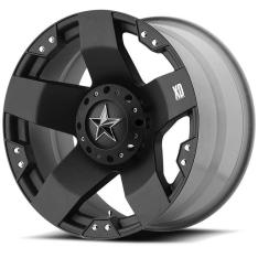 Janta aliaj negru mat XD775 Rockstar 17X9 ET- 12 6×135/ 6X139,7 CB 106.25