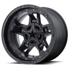 Janta aliaj negru mat XD827 Rockstar III 17X9 ET-12 6×135/ 6X139,7