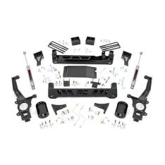 Kit inaltare Rough Country 15 cm pentru Nissan Navara 05′-15′