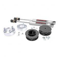 Kit inaltare suspensie Rough Country, inaltare 7 cm pentru Toyota FJ Cruiser, 4Runner