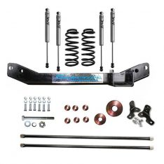 Kit suspensie IFS inaltare 4 cm Superior Engineering pentru Toyota Land Cruiser 98′-07′